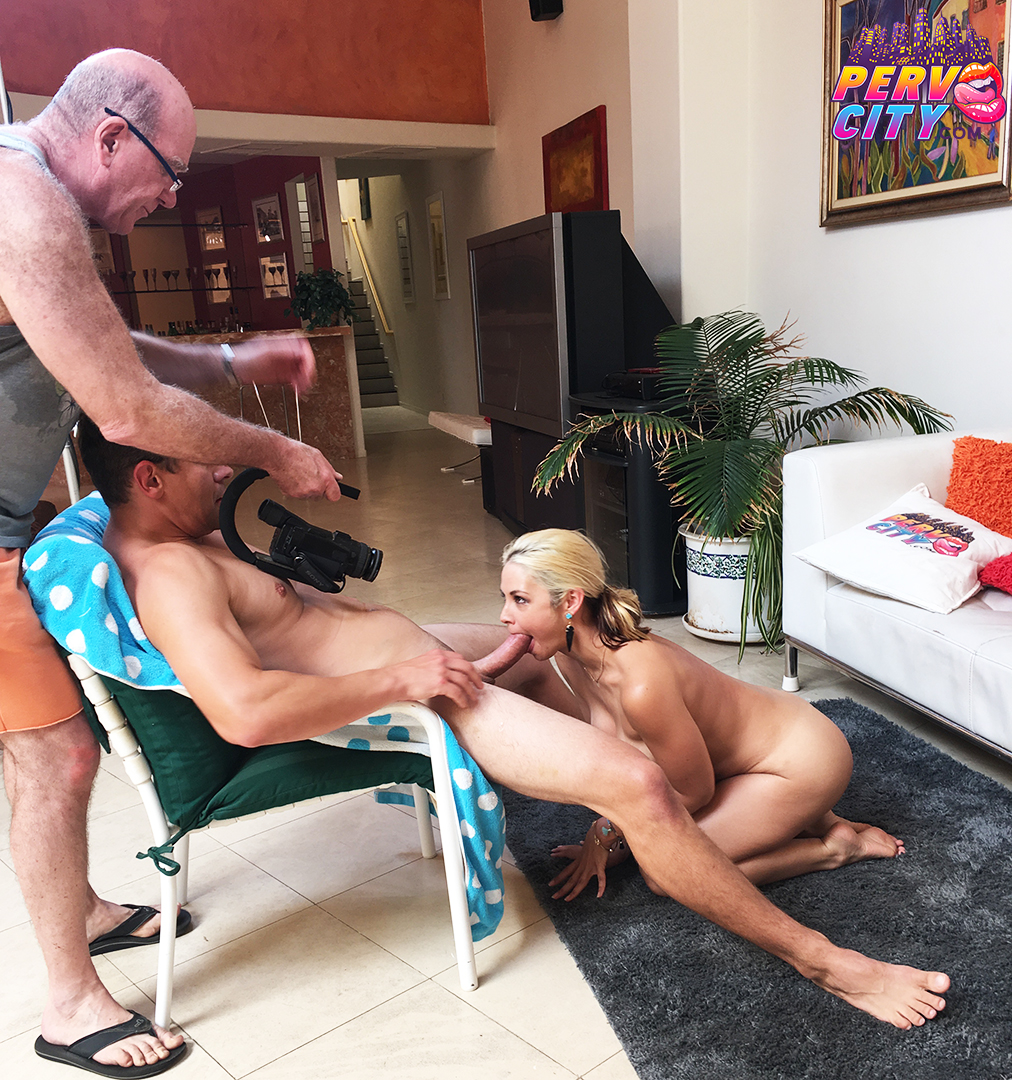 behind the scenes cum