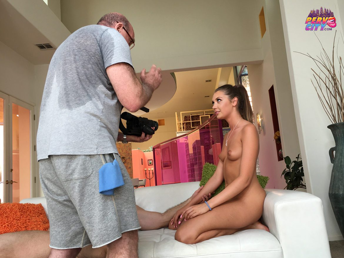 Elena Koshka – Behind the Scenes