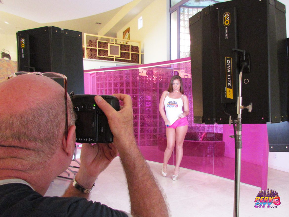 Behind the Scenes with Maddy O'Reilly