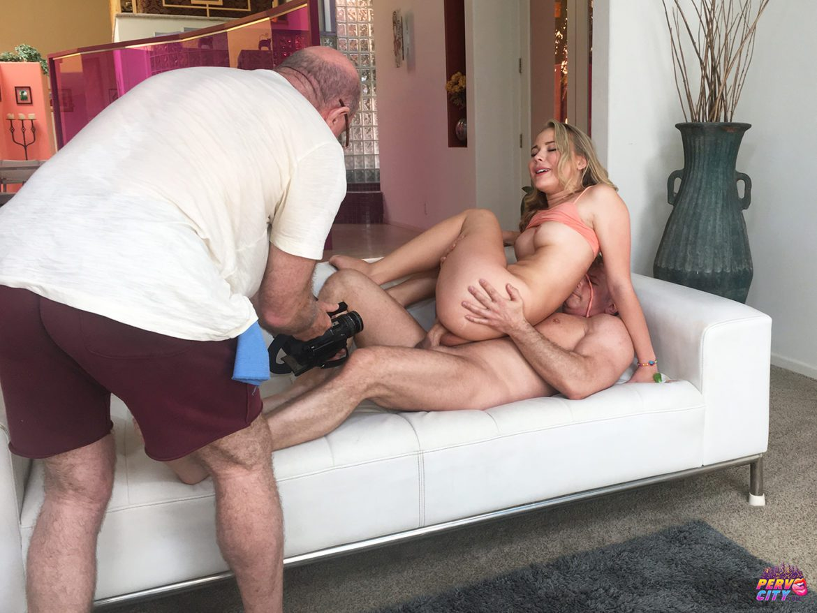 Behind the Scenes for Alyssa Cole's Teen Gape Tryout