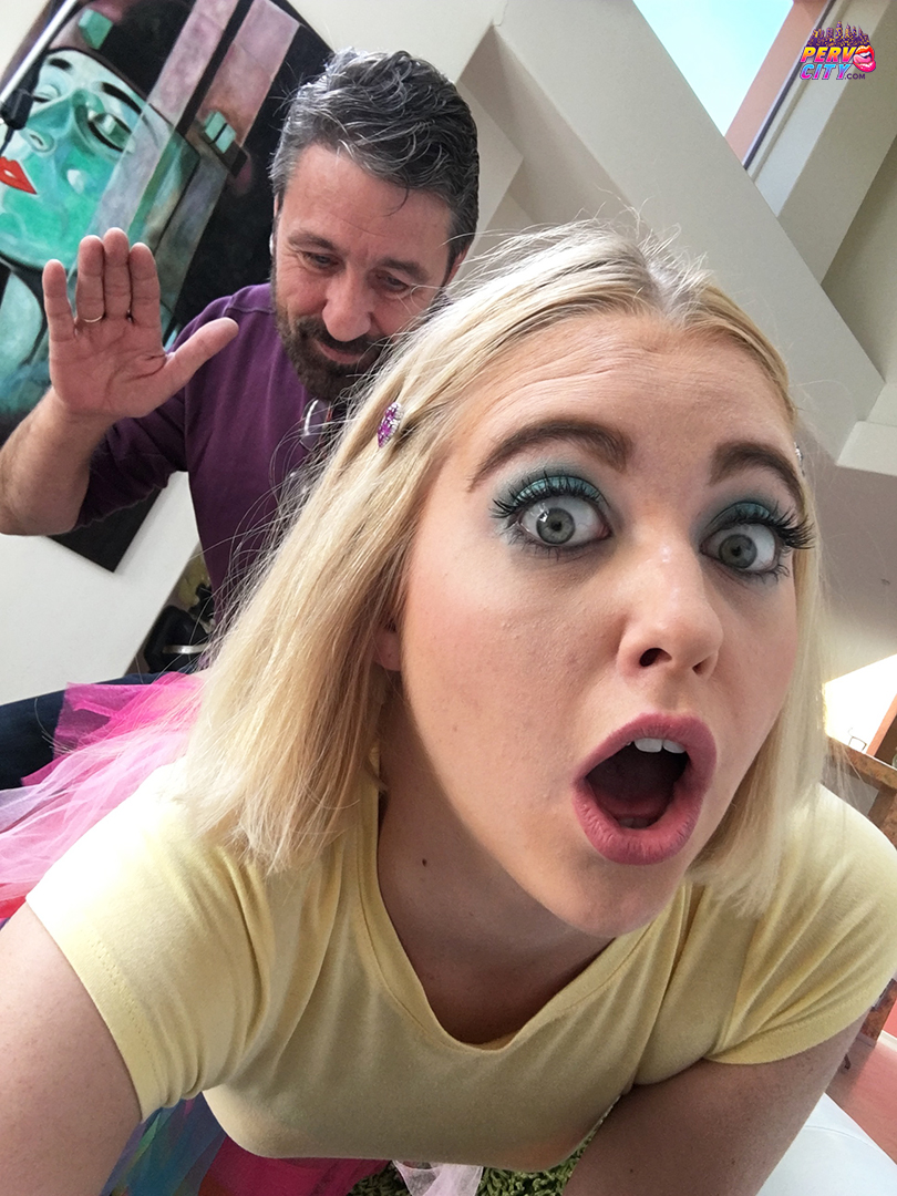 Chloe Cherry (formerly Chloe Couture) – Behind the Scenes