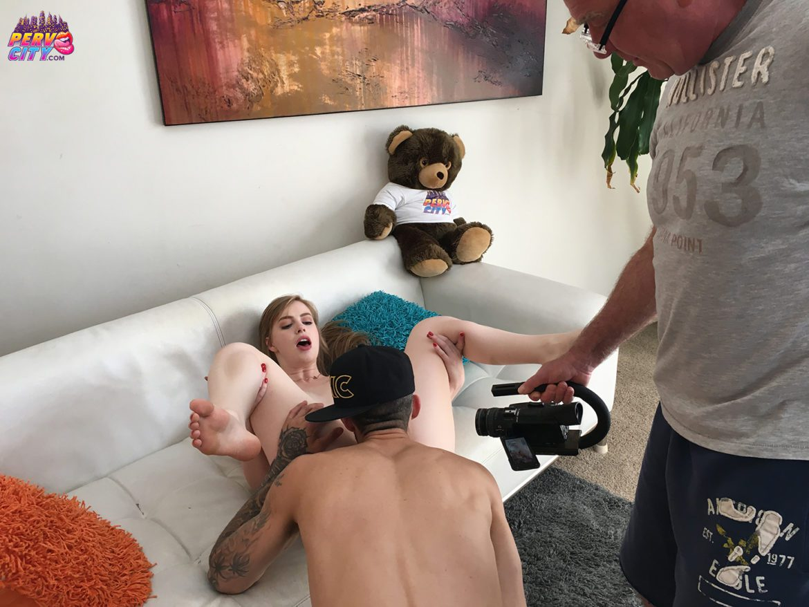 Dolly Leigh Banging Beauty Behind the Scenes