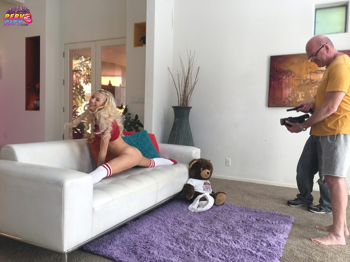 Behind the Scenes with Kenzie Reeves