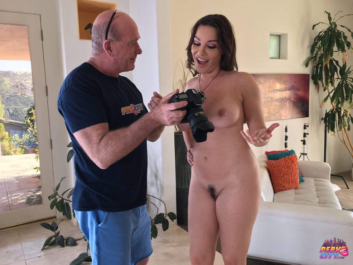Dana DeArmond Behind the Scenes