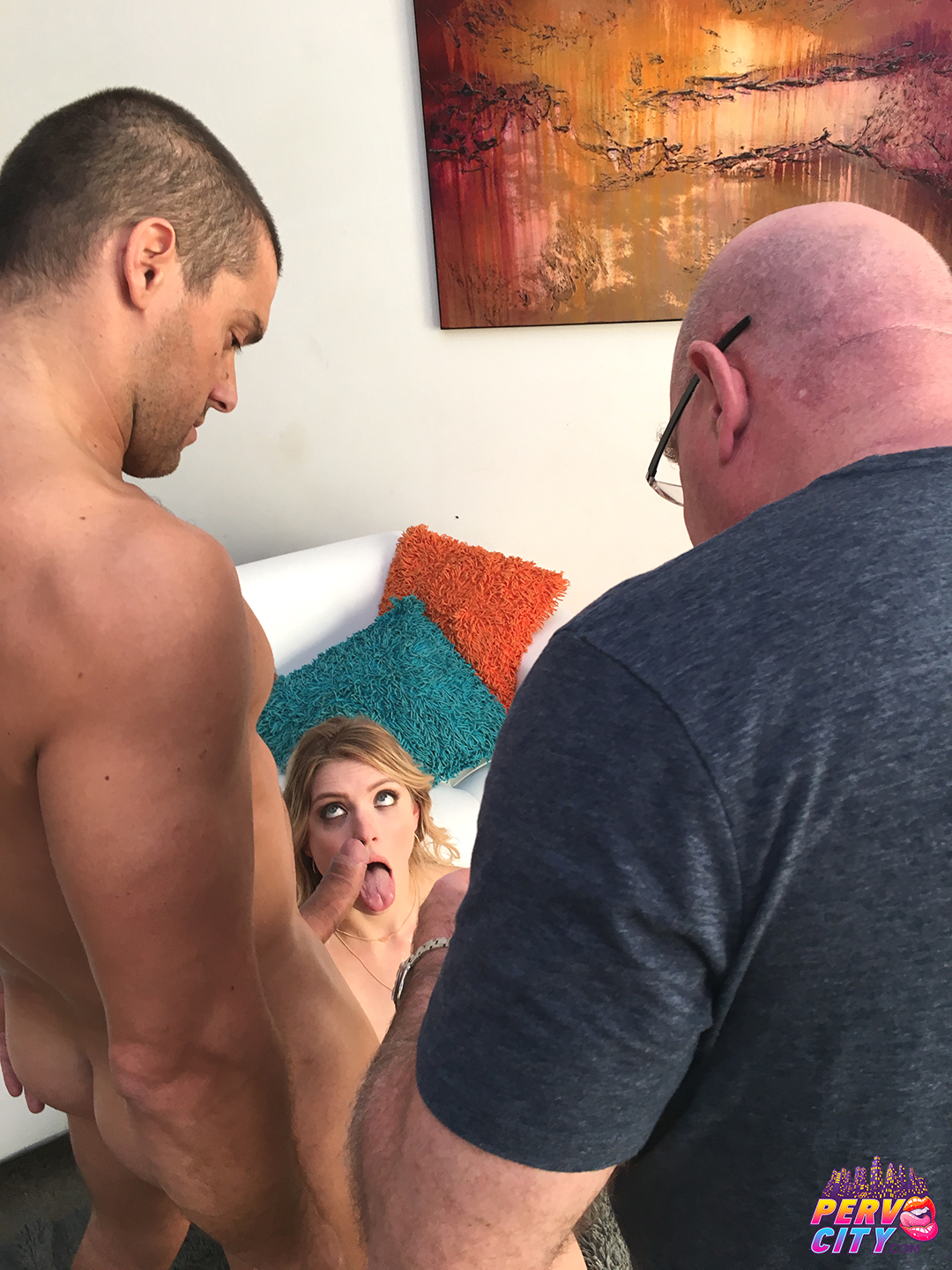 Giselle Palmer Behind the Anal Scenes