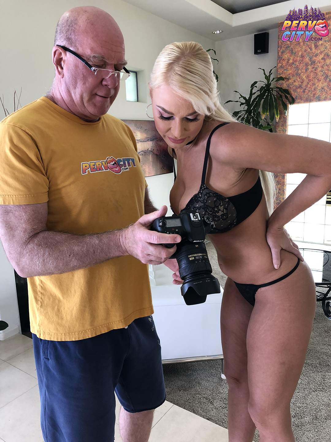 London River Anal Creampie Behind the Scenes