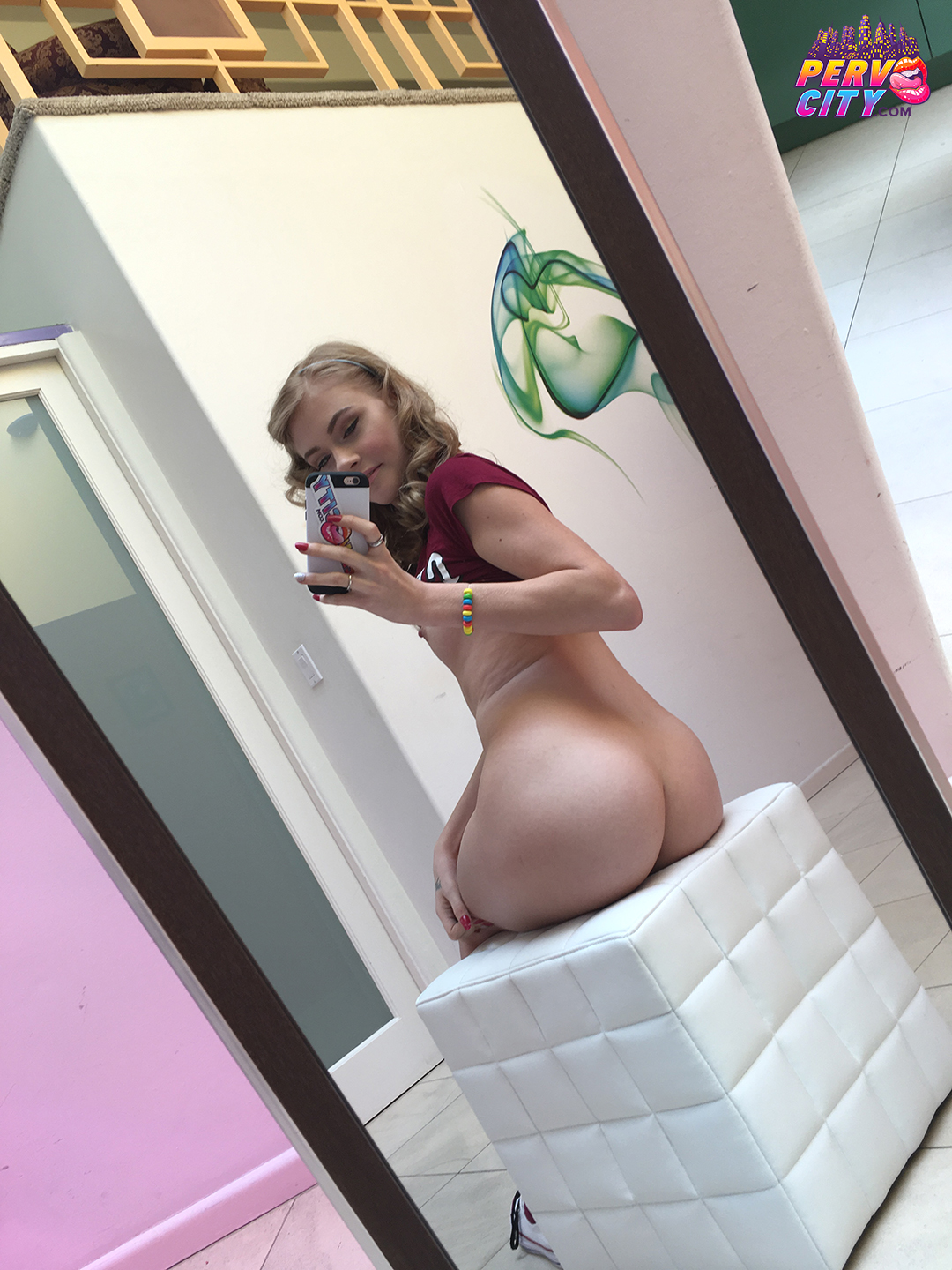 February 2018 PervCity Bonus Selfie Blog