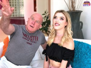 Anny Aurora, John Strong, Maestro Claudio, PervCity, anal, gape, german, porn bts, selfies
