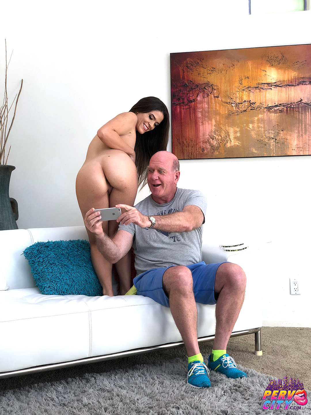 Victoria Voxxx Interracial Anal Behind the Scenes