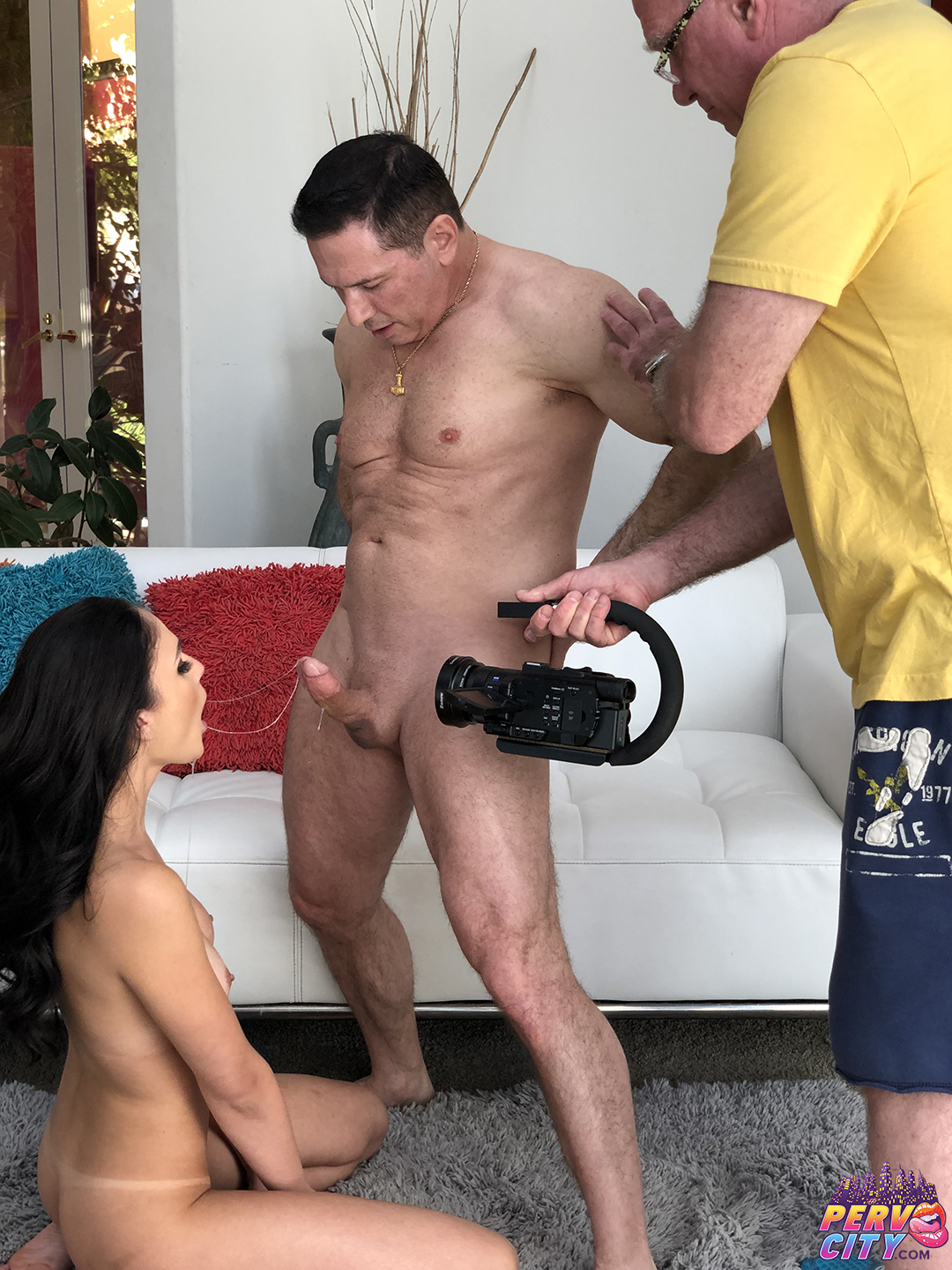 Ariana Marie Back for Anal Behind the Scenes