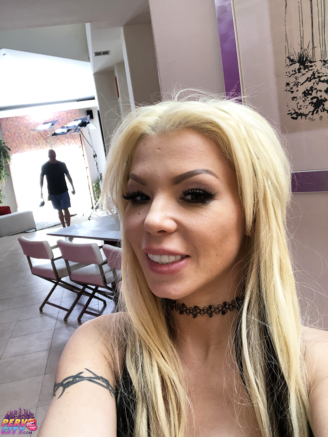 December 2018 Bonus Pornstar Selfies